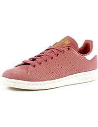 timeless design 334ca a354f adidas Stan Smith W, Chaussures de Fitness Femme, Rose (Roscen Roscen
