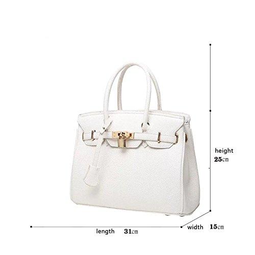 Sunas Sacchetti trasversali della borsa delle nuove donne di estate adattano il raccoglitore retro del sacchetto del messaggero della spalla bianco