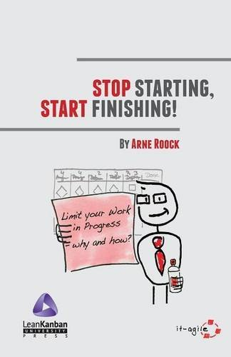 Stop Starting, Start Finishing!