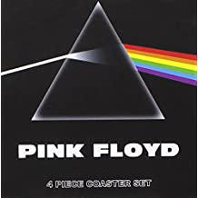 Pink Floyd Coasters: 4 Piece Coaster Set in Presen [Import anglais]