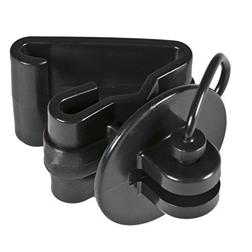 Zareba itplb-z einem Pin t-post Isolator, schwarz, 25pro Tasche