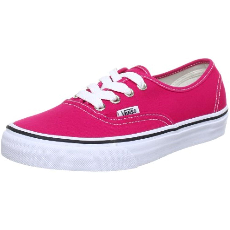 Vans U AUTHENTIC BRIGHT ROSE/TRU - Zapatillas de lona unisex -