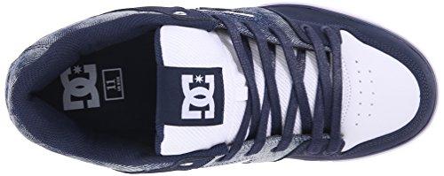 DC Shoes PURE SE SHOE D0301024, Baskets mode homme Denim