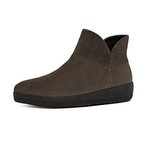 Fitflop C78 Womens Supermod Suede Ankle Boots