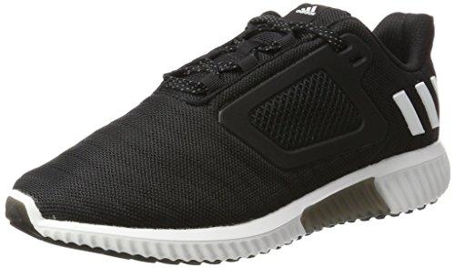 adidas Herren Climacool Laufschuhe, Schwarz (Core Black/Footwear White/Night Metallic), 47 1/3 EU