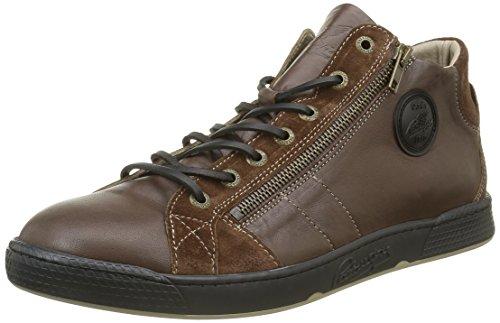 PataugasJazzy/N H4B - Sneaker Uomo , Marrone (Marron (Choco)), 42