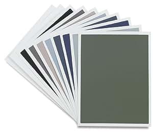 Art Spectrum : Colourfix Papier pastel Storm Bleu Large