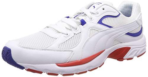 Puma Unisex-Erwachsene Axis Plus 90s Fitnessschuhe, Weiß White, 42 EU - Puma Laufschuhe Frauen