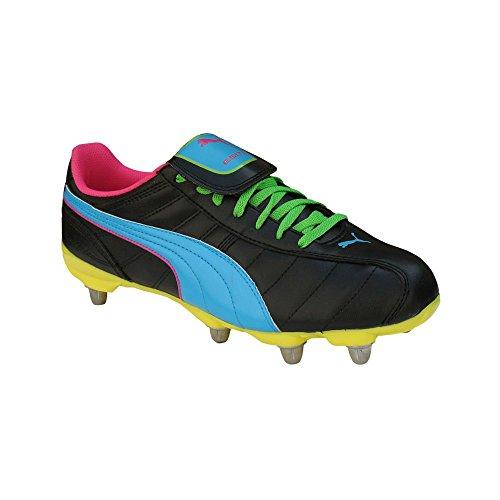 Puma Esito XL H8Scarpe da Rugby, Black, UK11