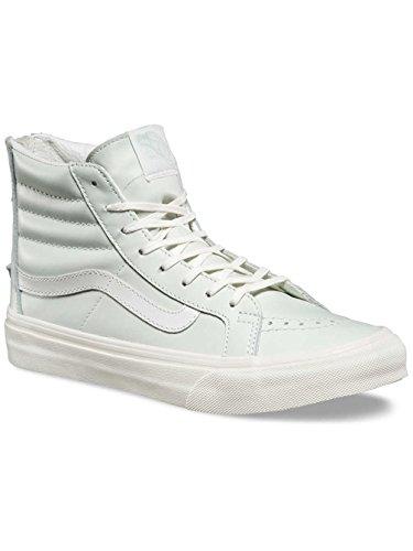 Vans SK8-Hi Slim Zip Scarpa Turchese