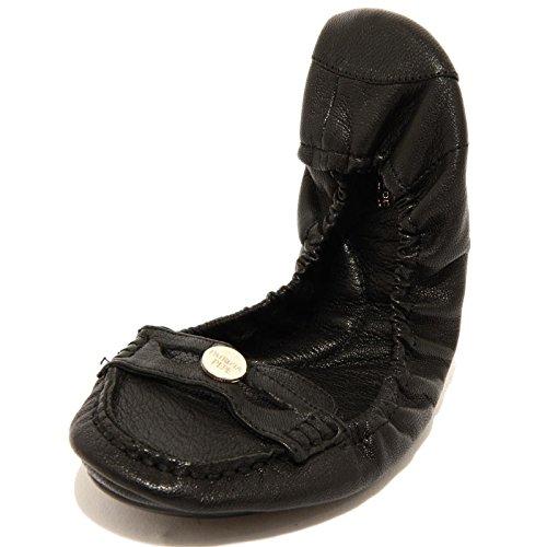 96656 ballerina da borsetta PATRIZIA PEPE PELLE scarpa donna bag shoes women [37]