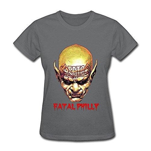 Donna S Kreator Coma Of Souls T-Shirt XXXX per l DeepHeather xxl