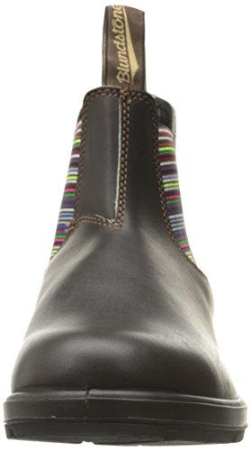 Blundstone 1409 stout brown/striped stout brown/striped
