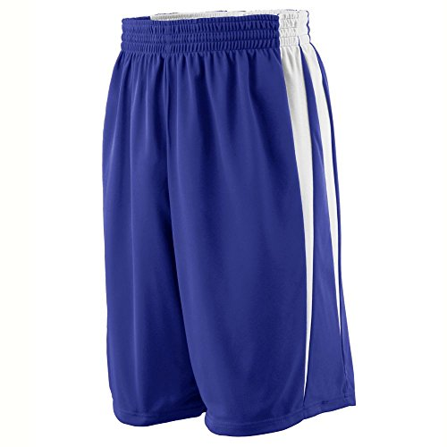 Augusta Sportswear Reversible Wicking Game Short - Augusta Sportswear Kordelzug