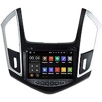 Autosion Android 7.1 Cortex A9 1.6G Reproductor de DVD GPS estéreo Unidad Naviar Radio Multimedia