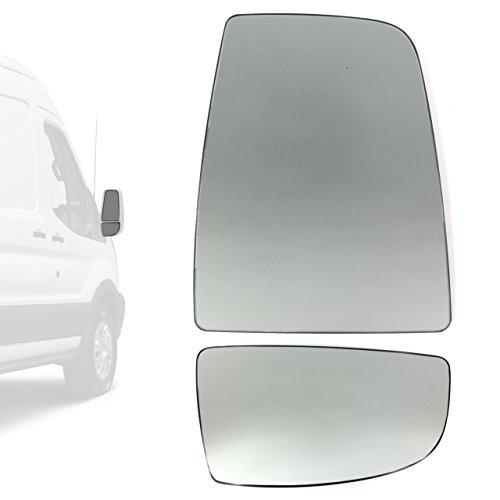 RECHTS/Offside Außenspiegel oberen Glas + Blind Spot Glas
