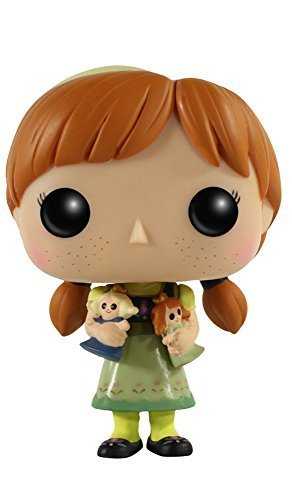 Funko Pop Anna jóven (Frozen 117) Funko Pop Frozen