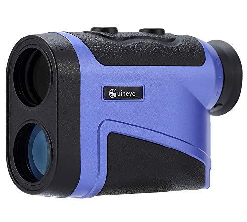 Golf Entfernungsmesser - Reichweite: 1500 Meter, Bluetooth-kompatible Laser-Entfernungsmesser mit Höhe, Winkel, horizontale Abstandsmessung Perfekt für Jagd, Golf, Engineering Survey