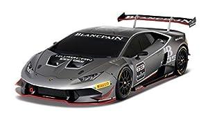 Maisto 81181-1: 24R/C Lamborghini lp610-LP 620-2Super Trofeo, Gris