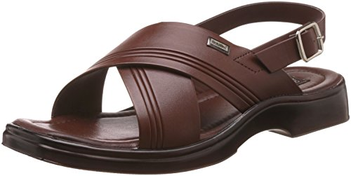 Action Shoes Men's Brown Sandals and Floaters - 9 UK/India (43 EU)(2251)