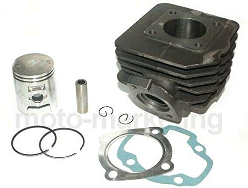 Unbranded 60 CCM Tuning Racing Zylinder KIT Set KOMPLETT für Honda DIO 50 G SP SR ZX 90-12 Zylinderkit (Honda Dio Zx)