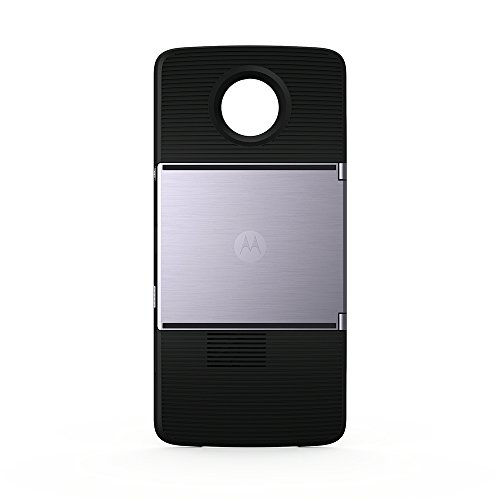 Moto Insta-Share Projector (geeignet für alle Moto Z Smartphones) (Check-snap-design)