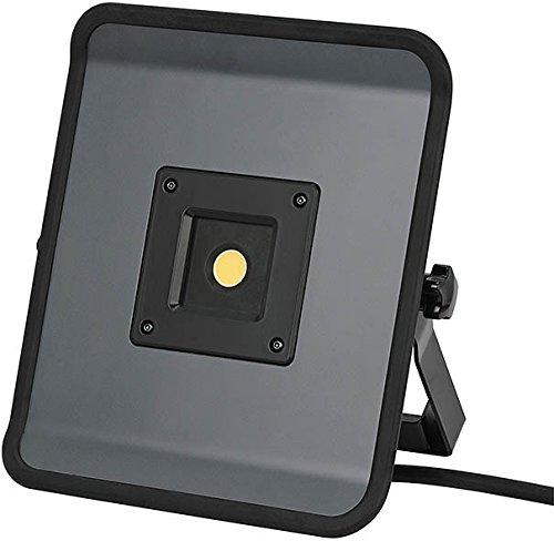 Brennenstuhl 1171330302 ML CN 130 1S IP 54 Compact LED Light 30W, 1171330302, Schwarz, Grau