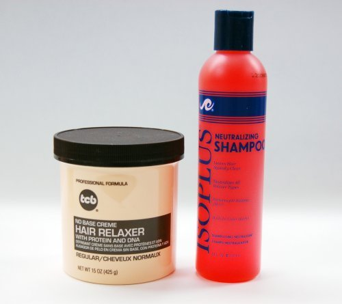 isoplus-neutralizing-shampoo-8oz-tcb-hair-relaxer-regular-15oz-combo-by-isoplus-tcb