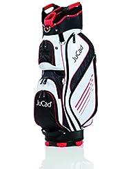 JuCad Bag Sportlight I Golfbag I Golftasche I für 14 Schläger I Schirmhalter I Farbe