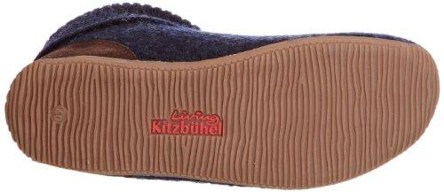 Living Kitzbuhel Kitz, Pantofole Unisex - bambino Blu (Blau (nachtblau 590))