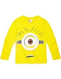 MINIONS - Camiseta de manga larga - para niño