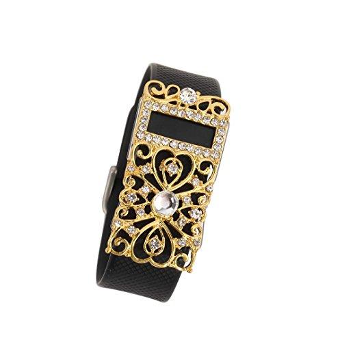 van-cas-en-caoutchouc-de-silicone-1pcs-cover-band-pour-fitbit-charge-fitbit-charge-hr-slim-designer-