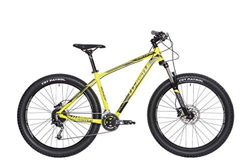 Whistle Bici Miwok 1721 PLUS 27.5'' 9-Velocità taglia 51 giallo 2018 (MTB Ammortizzate) / Bike Miwok 1721 PLUS 27.5'' 9-Speed size 51 yellow 2018 (MTB Front suspension)