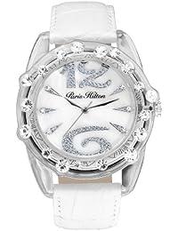 Paris Hilton PH.13108MPCL/28 - Reloj para mujeres, correa de cuero