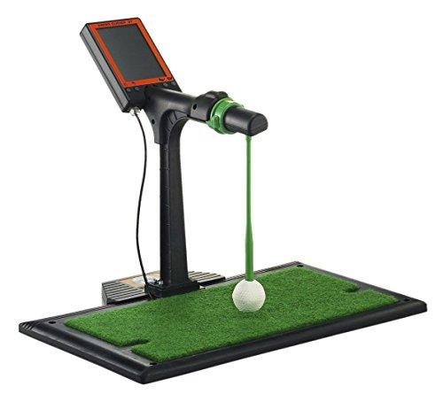 Golf digitaler Schwungtrainer, Schwunganalyse mit Golf-Kühlschrankmagnet, Swing Guider Golftraining,Golfzubehör Golfgeschenke
