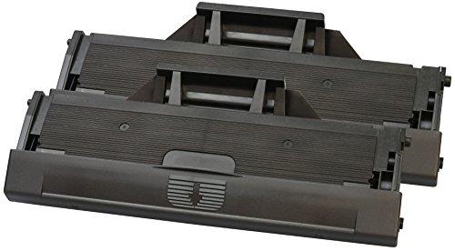 TONER EXPERTE® 2 Toner kompatibel für Dell 593-11108 B1160 B1160w B1163w B1165nfw (1500 Seiten)