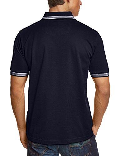 BOSS Green Herren Poloshirt Paddy Blau (Navy 414)