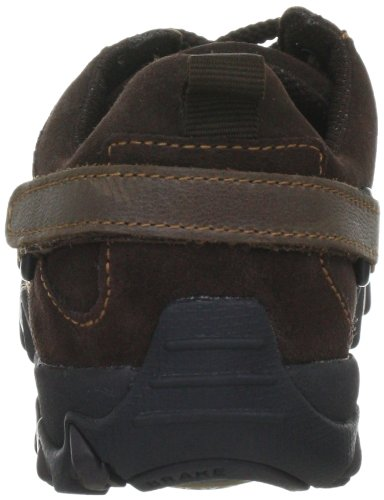Allrounder by Mephisto NIKA P2002525 Damen Klassische Sneakers Braun (ESPRESSO/ESPRESSO CHECA 51/C.SUEDE 51)