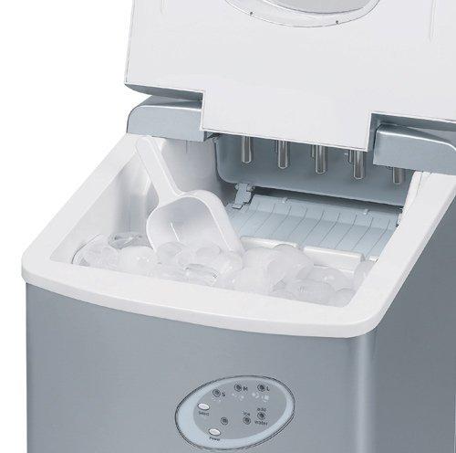 Shopping - Ratgeber 416y5O9dX8L Eiswürfelbereiter oder Eiswürfelmaschine für heiße Tage
