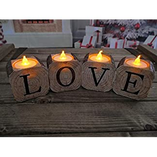 homezone GRANDE 4 piezas Moderno Vidrio Espejo & Diamonte Portavelas de velas pequeñas en Bandeja Decoración Hogar Centro de mesa, Moderno Vela Candelabro Boda Centro de mesa