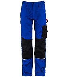 Prisma® - Pantalones cargo de trabajo para hombre - Resistentes y con numerosos bolsillos