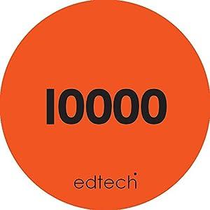 Inspirational Classrooms 3143473 - Juguete Educativo (50 Unidades, magnético, diseño de decenas de Miles de contadores)