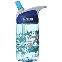 CamelBak Eddy Kids Botella de Agua, Unisex niños, hammerheads, 400 ML
