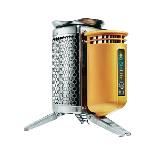 BioLite Camping Kocher Camp Stove und Flex Light,  	BL1 (Outdoor-camp-licht)