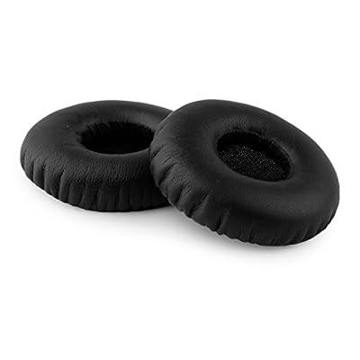 [REYTID] Kit - 1 paire de coussinets de coussin AKG Y40 Y45BT noir coussinets de rechange de REYTID - Oreillettes et coussinets pour casques et écouteurs