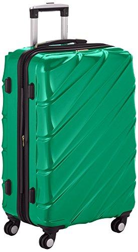 Shaik 7203082 Trolley Koffer, Gr. L, grün
