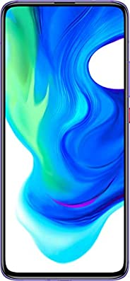 Xiaomi Pocophone F2 PRO 8/256GB Electric Purple Inclusief Koptelefoon AMOLED 64 MP Hoofdcamera NFC 4700 mAh Ac