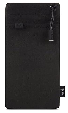 Moshi iPouch Plus Étui de protection pour Apple iPhone 6 Plus Noir