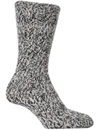 Pennine - 1 Paar Herren Winter Warme Wandersocken Wollsocken Thermosocken Stiefelsocken Größe 39-45