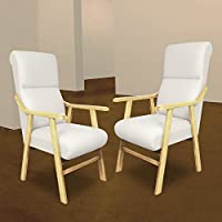 Amazon.es: sillon blanco - Sillones / Sillas: Jardín